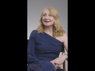 Patricia Clarkson about