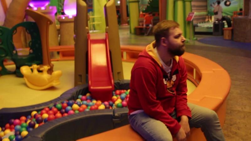 3 типа родителей в Angry Birds Activity Park
