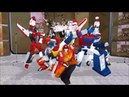 MMD Transformers Can't Stop The Feeling!