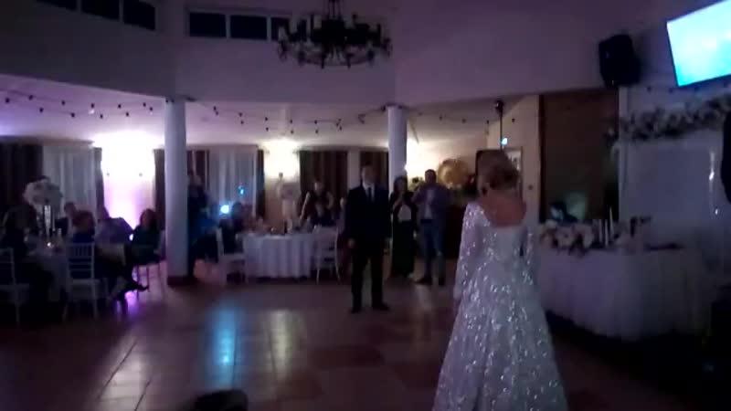 Свадебный танец Мария Сергей