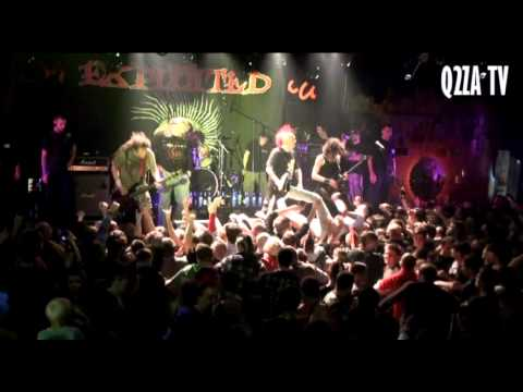 The Exploited - Never Sell Out (Moscow, 04022011)