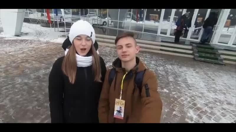 Культурно спортивная эстафета Белогорье! Край мой гордость моя! г.Валуйки Шум