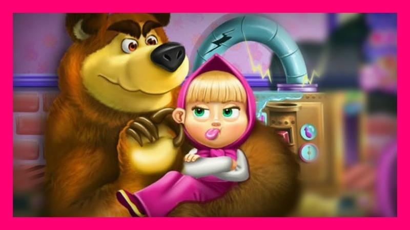 Маша и Медведь - Игрушки | Развивающий Мультик Для Детей
