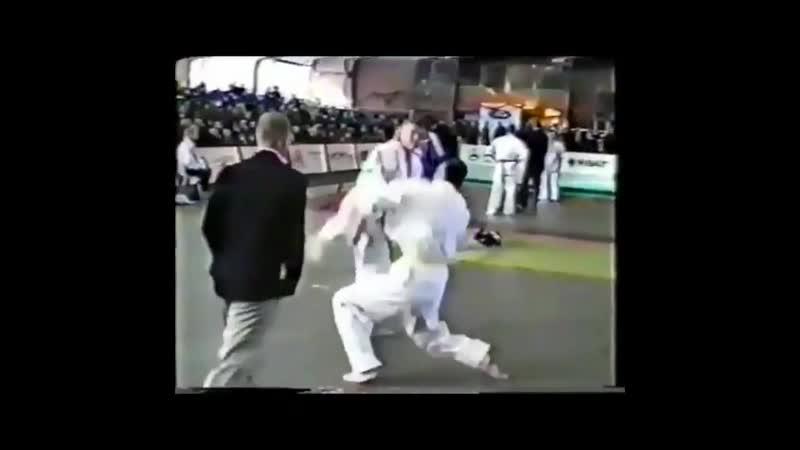 Сергей Осипов Неизвестный турнир неизвестный соперник а нокаут остался