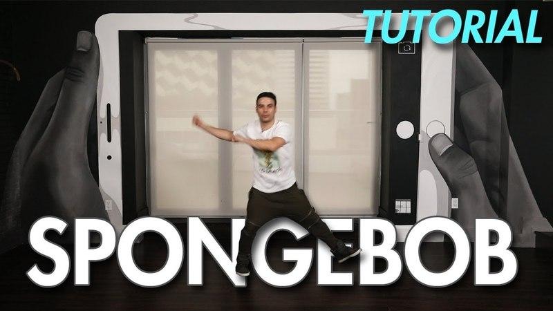 How to do the Spongebob (Hip Hop Dance Moves Tutorial) | Mihran Kirakosian