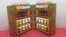 DIY Cardboard Corner Shelf Rack
