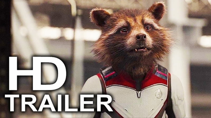 AVENGERS 4 ENDGAME Full Team Assembles Trailer NEW (2019) Marvel Superhero Movie HD