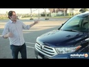 2012 Toyota Highlander Test Drive SUV Review