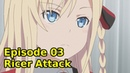 Haifuri crackbridged - Episode 03 - Ricer Attack