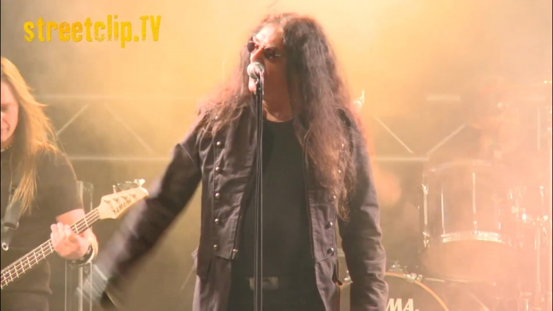 SATAN - Trial by Fire - Live at Metal Assault 2012 - High Quality streetclip.tv production
