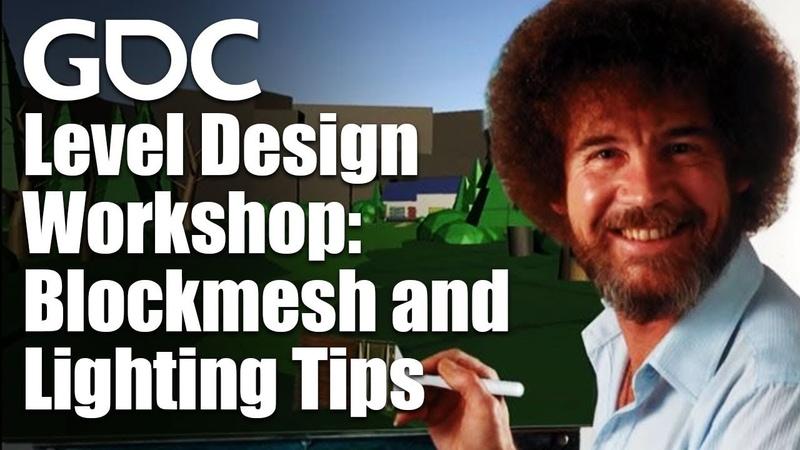 Level Design Workshop Blockmesh and Lighting Tips