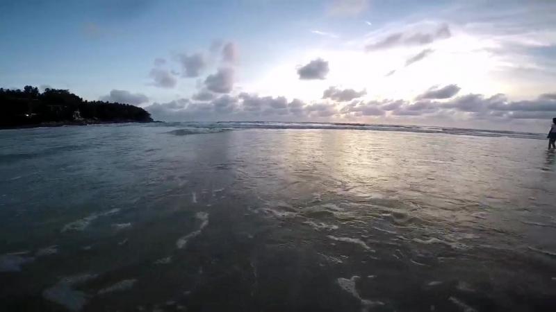 Пляжи Kata Karon (Phuket Thailand).mp4