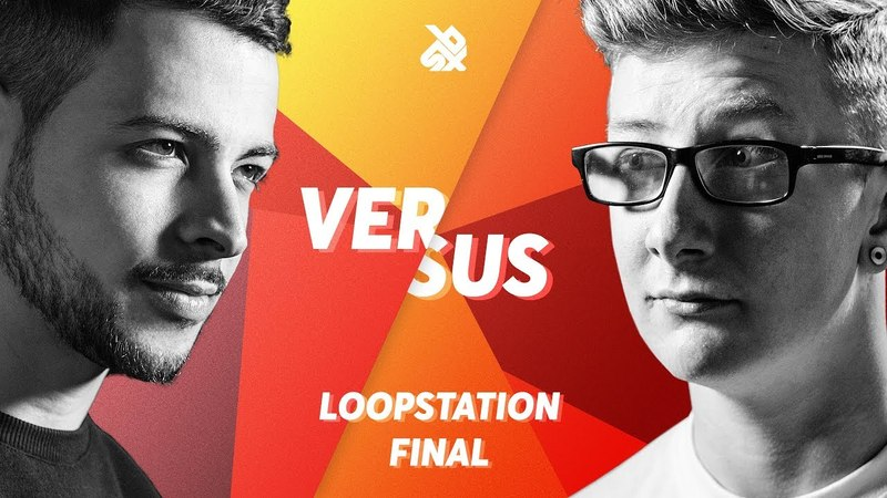 BEATNESS vs BALANCE | Grand Beatbox LOOPSTATION Battle 2018 | FINAL