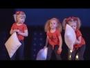Группа Малыши Современные танцы Отчётный концерт школы танцев Alexis Dance Studio 2018