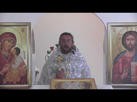 Почему Господь принёс не мир а меч и разделение Священник Игорь Сильченков