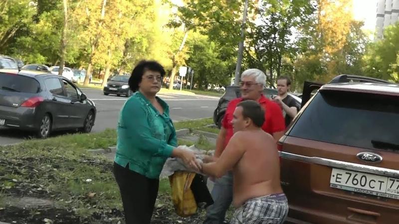 Психоз на 8-е Марта.Часть 8. День открытых дверей в дурдоме. Москва.