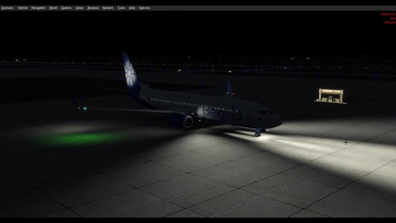 Lockheed Martin® Prepar3D® v4 Belavia EW-455PA waiting for clients 18.08.2018 1_04_06