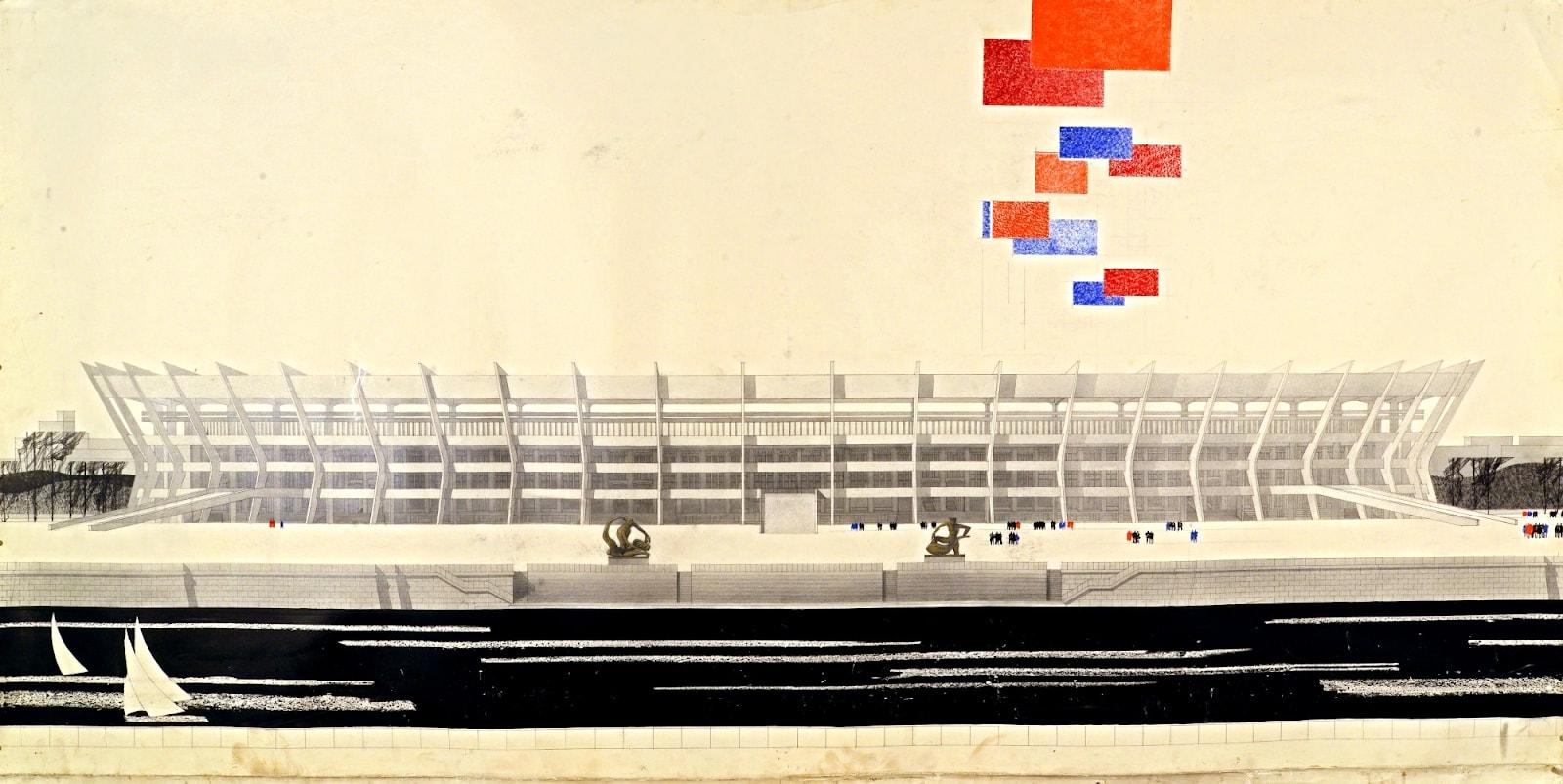 Архитектура стадионов