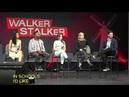 Fear The Walking Dead Kim Dickens Alycia Debnam Carey Colman Domingo Danay Garica 2018 Atlanta