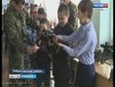Для учеников двенадцати школ Чебоксарского района провели урок мужества