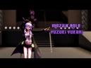 MMD Mozaik Role Yuzuki Yukari LIN Power