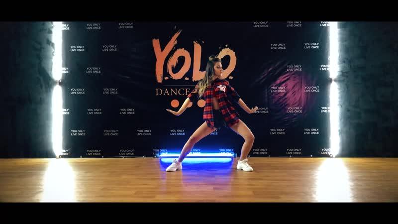 YOLO dance school / I'm Choreographer / Соня Телушкина