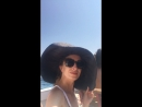 Selfie from giro d'isola
