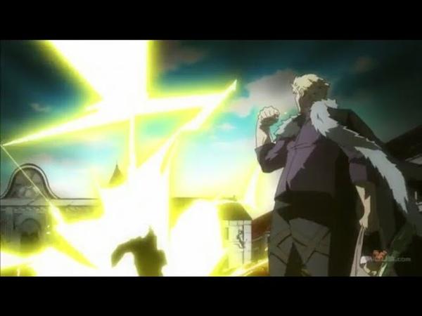 Лексус против Завихра [Битва с Тартаросом]