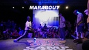 Marabout 7 to smoke Popping RedBull BC One Camp France 2018