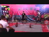 Ильин Максим Apollon`s Axle 185 кг