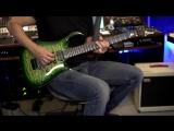 Megadeth - Kiko Loureiro Practicing Tornado of Souls