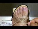 Luis Quintero 1 en sandalias Tejidas les tengo un modelo Mas