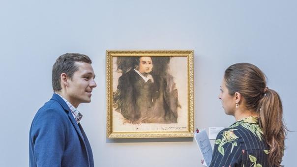 На аукционе Christie's за 432 тысячи долларов продали картину, созданную искусственным интеллектом