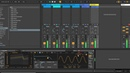 Ableton Live 10 Melodic Minimal Techno Workflow Live Performance