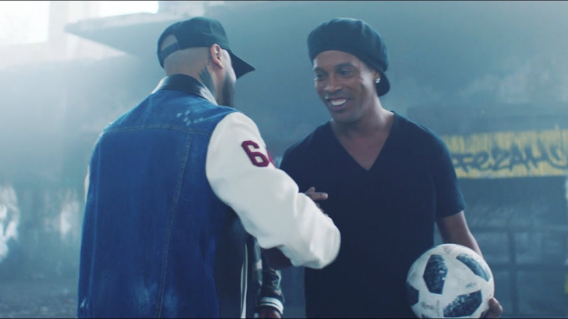 Nicky Jam feat. Will Smith Era Istrefi - Live It Up(2018 FIFA World Cup Russia)