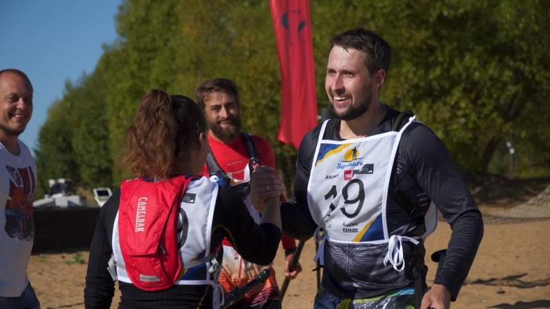 Zavidovo SUP challenge 2018 - SUP racing (SUP гонка)
