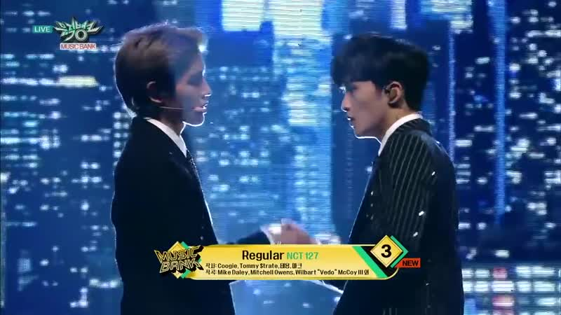 NCT 127 - Regular [Music Bank Stage Mix Ver.]