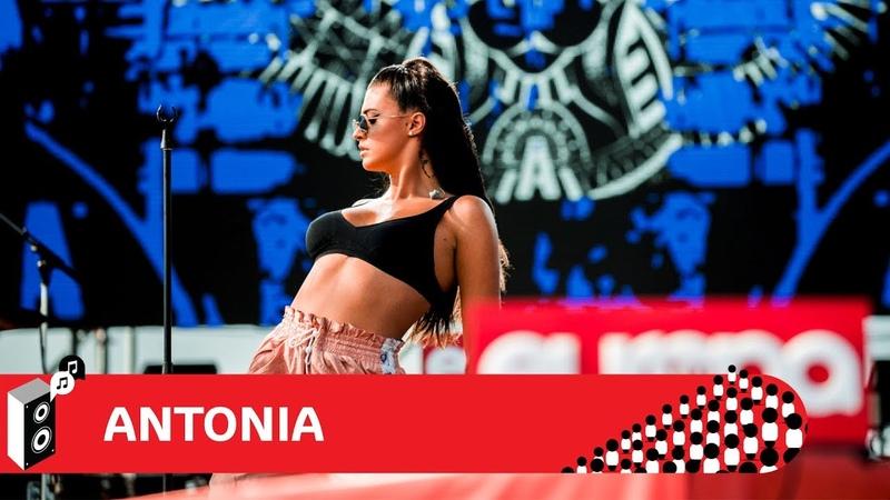 Antonia - Hotel Lounge | LIVE PE PLAJA