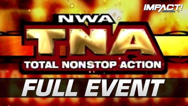 FULL EVENT: The First TNA Pay-Per-View EVER! (June 19, 2002) | IMPACT Wrestling Full Events