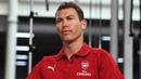Stephan Lichtsteiner's first Arsenal interview