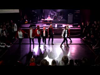 Re.play - bts - 21st century girl - k-pop cover battle stage #5