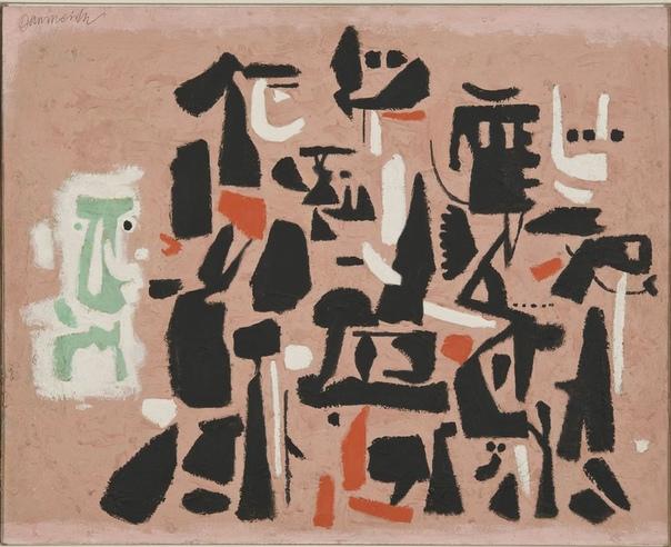 Вилли Баумайстер , Willi Baumeister (22 January 1889 – 1955)— немецкий художник-абстракционист и теоретик искусства.