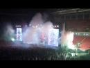 Guns n Roses - Paradise City 13.07.2018, Открытие Арена, Москва