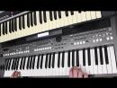 Новый Стиль Миллион Алых Роз Алла Пугачёва на синтезаторе Yamaha psr s670 HD