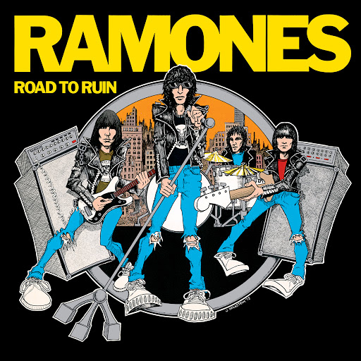 Ramones album Road To Ruin (40th Anniversary Deluxe Edition)