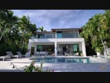Modern Tropical Design Waterfront Home