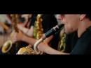 Первый молодежный джазовый фестиваль Fusion on the street