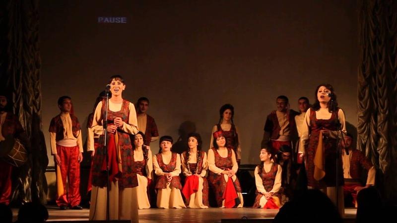 Մասունք (Masunq) - Հայս գազնեցեք համշենական երգ (Hays gazneceq hamshenakan erg)