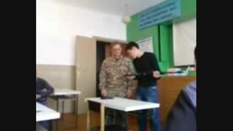 1-курс Рузаевка АТК