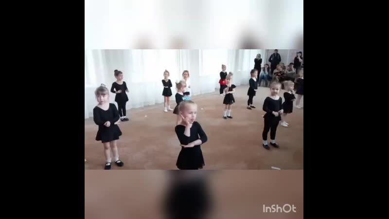 Открытый урок по хореографии. Детский сад № 42. Педагог Панченко Кристина Павловна. На занятии детки показали чему научились за